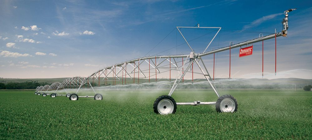 Irrigation System Literature