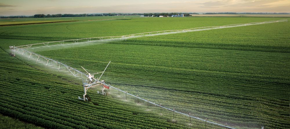 Corner Pivot Irrigation Systems